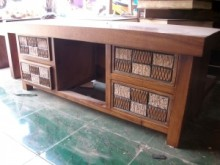 Buffet Tv anyaman WF-017